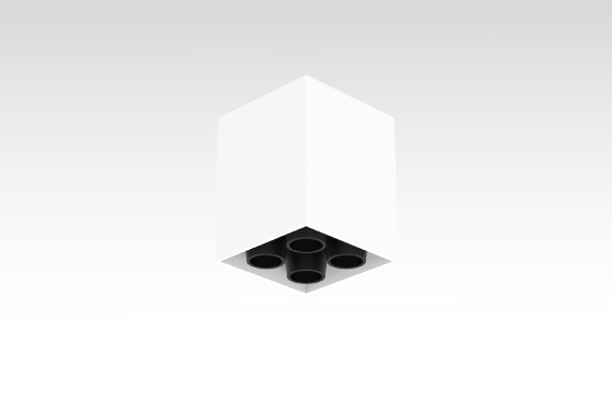 Cube 4 Surface