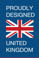 Proudly Designed UK